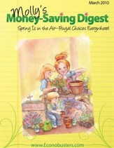 Spring Is in the Air-Frugal Choices Everywhere! - March 2010 - PDF Download [Download]