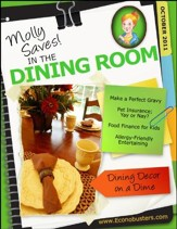 Molly Saves! In the Dining Room - October 2011 - PDF Download [Download]