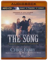 The Song- audiobook on MP3 CD