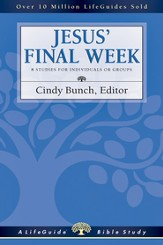 Jesus' Final Week - PDF Download [Download]