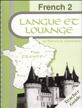 Langue et louange French Year 2 Teacher Guide