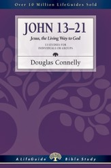 John 13-21: Jesus, the Living Way to God - PDF Download [Download]