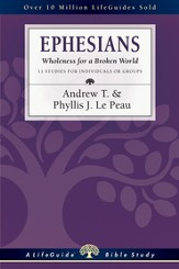 Ephesians: Wholeness for a Broken World - PDF Download [Download]