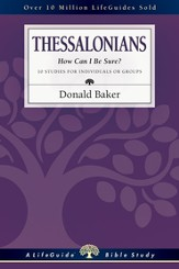 1 & 2 Thessalonians: How Can I Be Sure? - PDF Download [Download]