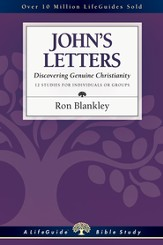 John's Letters: Discovering Genuine Christianity - PDF Download [Download]