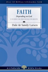 Faith: Depending on God - PDF Download [Download]