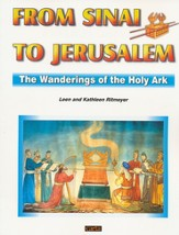 From Sinai to Jerusalem: The Wandering of the Holy Ark