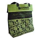 Living On The Edge, Faith Tote