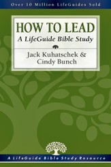 How to Lead a LifeGuide Bible Study - PDF Download [Download]