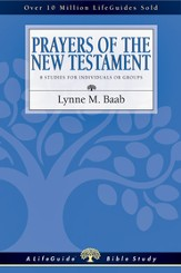 Prayers of the New Testament - PDF Download [Download]