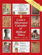 Carta's Illustrated Calendar of Biblical Times