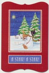 A Star, A Star Christmas Cards, Box of 16