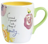 Surround Yourself with Beauty Mug
