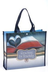 Reaching By Teaching, Tote bag