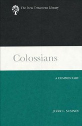 Colossians: New Testament Library [NTL]