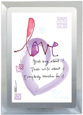 Love Binds Musical Frame