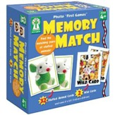 Photo First Games: Memory Match