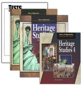 BJU Heritage Studies Grade 4, Second Edition