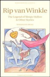 Rip Van Winkle, Legend of Sleepy Hollow, & other stories