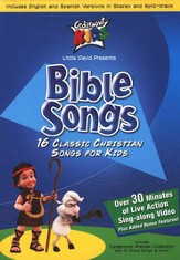 Bible Songs on DVD