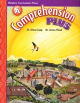 Modern Curriculum Press Comprehension Plus Grade 1 Student Workbook