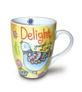 Delight Yourself In the Lord Mug