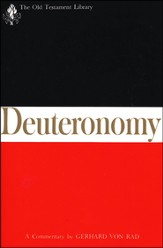 Deuteronomy: Old Testament Library [OTL]