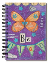 Be Glad, Butterfly Journal