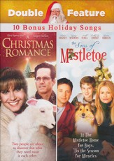 Yuletide Double Feature: A Christmas Romance/The Sons of Mistletoe with MP3 Audio
