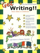 Get Writing!! Book 1 Grade 4-5