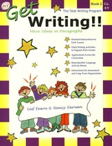 Get Writing!! Book 2 Grade 4-5
