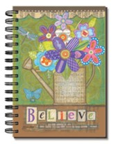 Believe, Flowers Journal