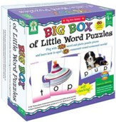 Key Education: Big Box of Little Word Puzzles