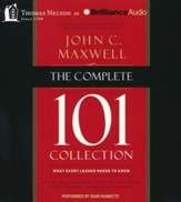 The Complete 101 Collection: What Every Leader Needs to Know - unabridged audiobook on CD