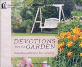 Devotions from the Garden: Finding Peace and Rest in Your Busy Life - unabridged audiobook on CD