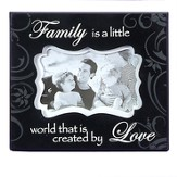 Family is a Little Word Photo Frame
