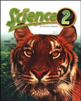 BJU Science Grade 2 Student, Softcover
