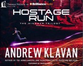 Hostage Run - unabridged audiobook on CD