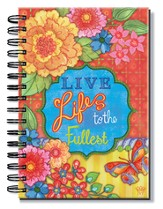 Live Life To the Fullest Journal