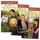 The Amish Millionaire Series, Volumes 4-6!