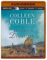 A Heart's Disguise - unabridged audiobook on MP3-CD