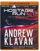 Hostage Run - unabridged audiobook on MP3-CD