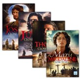 Close to Jesus Series, 4 DVDs