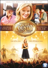 Pure Country 2: The Gift, DVD