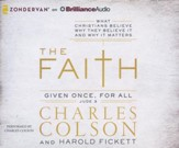 The Faith - unabridged audiobook on CD