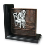 Praying Woman Bookend