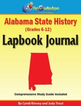 Alabama State History Lapbook Journal - PDF Download [Download]