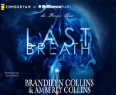 Last Breath - unabridged audiobook on CD