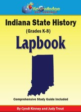 Indiana State History Lapbook - PDF Download [Download]