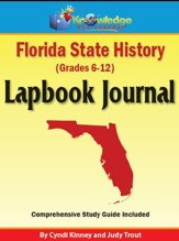 Florida State History Lapbook Journal - PDF Download [Download]